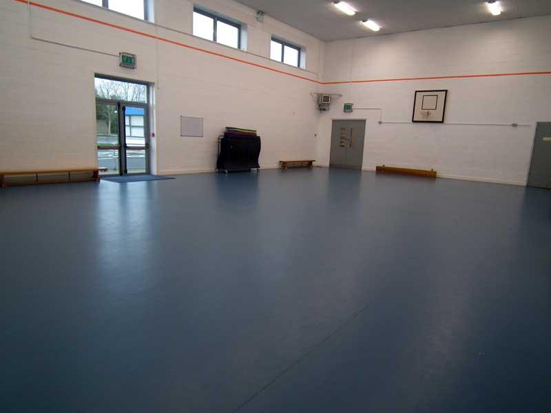 St Colman's PE Hall