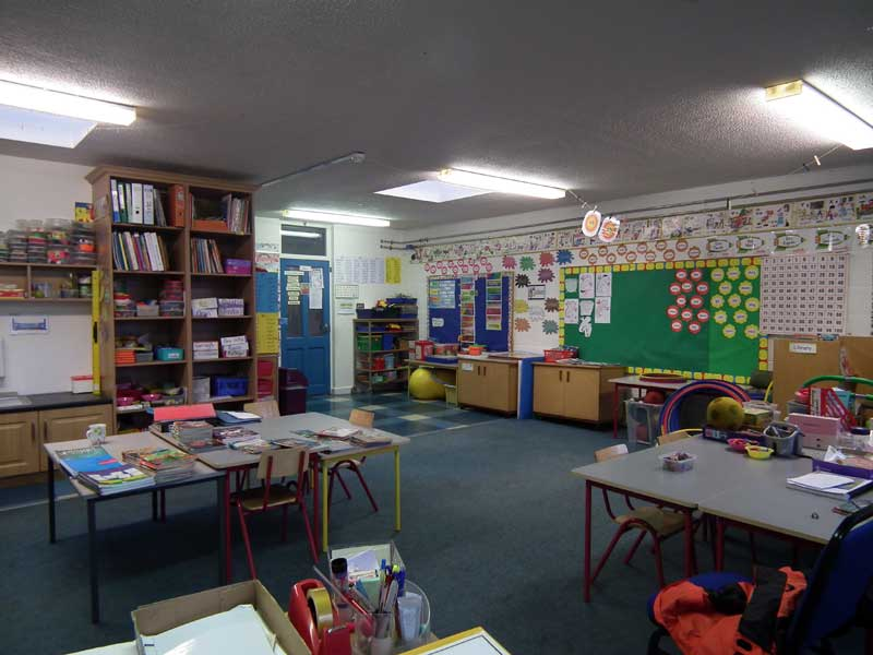 St Colman's Resource Room
