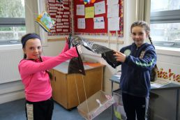 Parachute making
